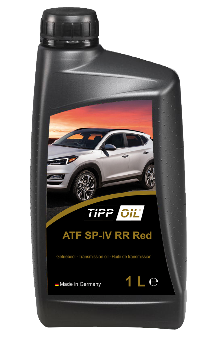 ATF SP IV RR Red 1L
